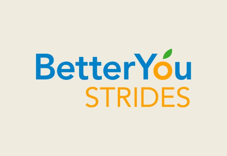 Better You Strides logo